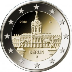 2 euro Germany 2018 Berlin