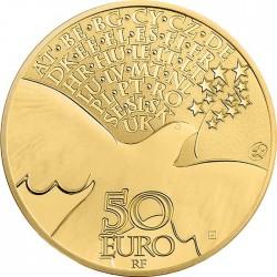 Франция, 50 евро, аверс