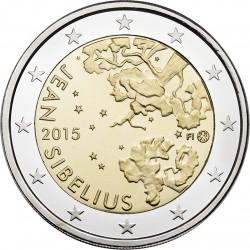 Finland 2015. 2 euro. Jean Sibelius