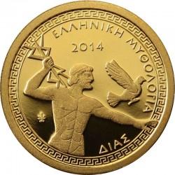 Greece 2014. 100 euro. Zeus