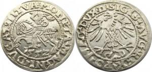 Полугрош 1552 года (ВКЛ)