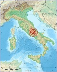 Avezzano earthquake 1915