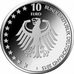 Germany 2015. 10 euro. DGzRS