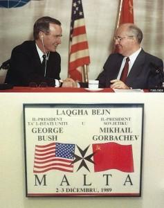 Malta Summit 1989