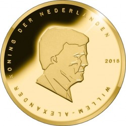 Netherlands 2015. 10 euro. Waterloo