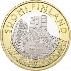 Finland 2015. 5 euro. Uusimaa
