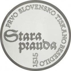 Slovenia 2015. 30 euro. Gmaina
