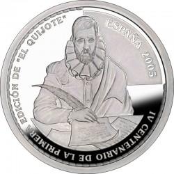 Spain 2005. 50 euro. Don Quijote