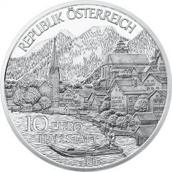 10 евро «Верхняя Австрия» (Ag 925), аверс