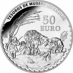 Spain 2014. 50 euro. Goya