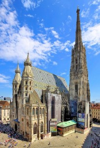 Wien Stephansdom
