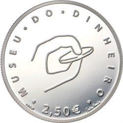 2,5 евро (Ag 925), реверс