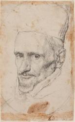Velazquez. Retrato del Cardenal Borja