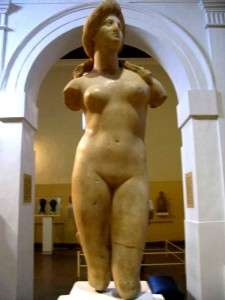 goddess Aphrodite of Cyprus