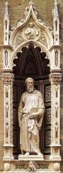 Святой Марк работы Донателло (церковь Орсанмикеле во Флоренции)