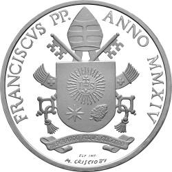 20 евро, 2014 г., реверс