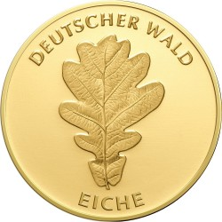 Germany 2010. 20 euro. Eiche