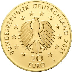Germany 2011. 20 euro. Buche