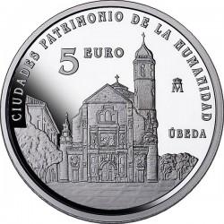 Spain 2015. 5 euro. Ubeda