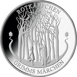 Germany 2016. 20 euro. Rotkaeppchen