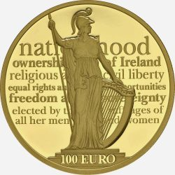 Ireland 2016. 100 euro. Proclamation of the Irish Republic