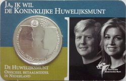 10 euro. Netherland 2002. Wedding