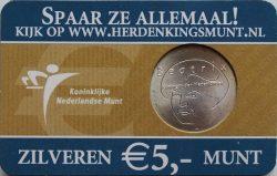 5 euro. Netherland 2002. EU