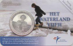 5 euro. Netherland 2010. Waterland