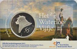 5 euro. Netherland 2015. Waterloo