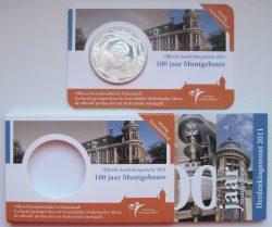 5 euro Netherland 2011 coincard Mint