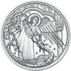 Austria 2017. 10 euro. Michael. Ag 925