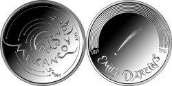 Llatvia 2015. 5 euro. Valse melancolique