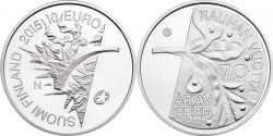 Finland 2015. 10 euro. WWII