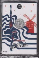 France 2017. 10 euro. Jean-Paul Gaultier. Paris