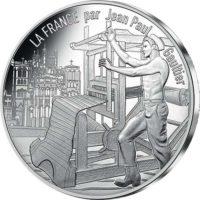 France 2017. 10 euro. Jean-Paul Gaultier. Lyon