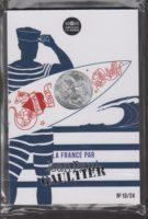 France 2017. 10 euro. Jean-Paul Gaultier. Pays Basque