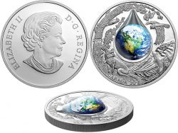 Canada 2016 20 dollars Mother Earth