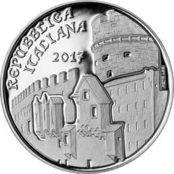 Italy 2017 5 euro Trento