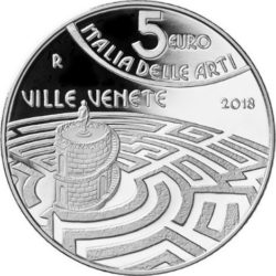 Italy 2018 5 euro Veneto