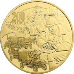 France 2016 200 euro Grande Guerre