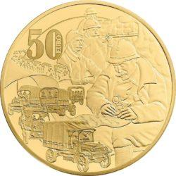 France 2016 50 euro Grande Guerre