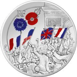 France 2018 10 euro Grande Guerre
