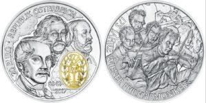 Austria 2017 20 euro Wiener Philharmoniker