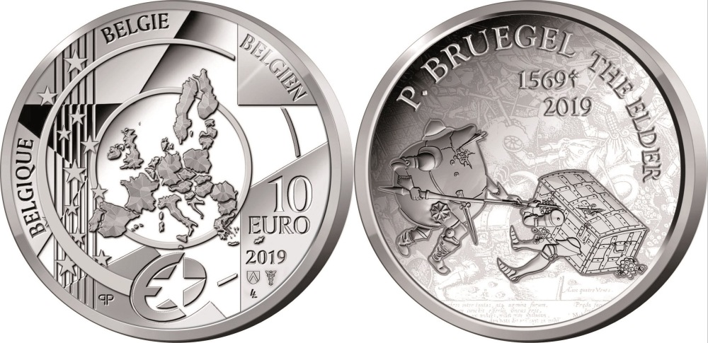 2019 euro coins news. Black Bedroom Furniture Sets. Home Design Ideas