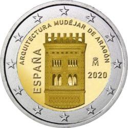 2 euro Spain 2020