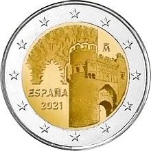 2 euro Spain 2021